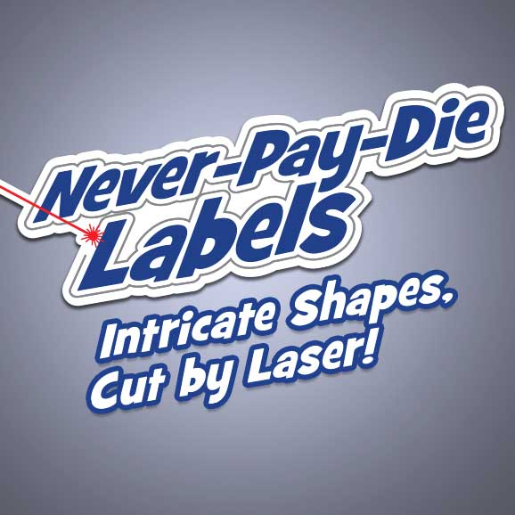 Never-Pay-Die logo graphic