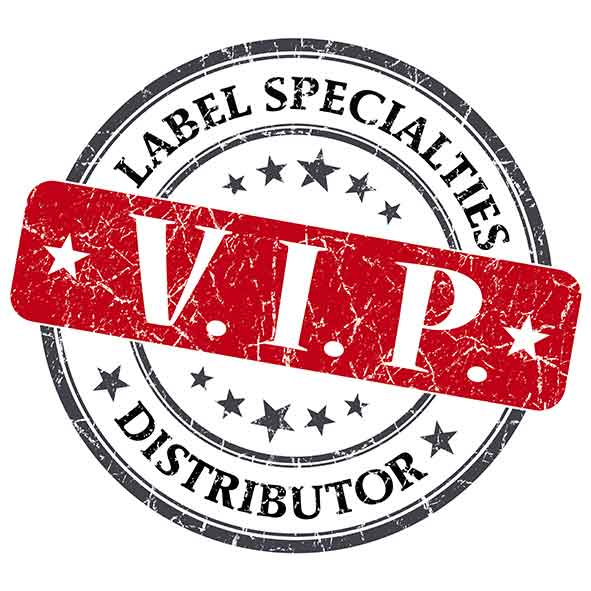Label Specialties VIP Distributor icon