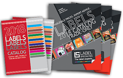 Stacks of retail and wholesale catalogs